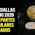 Las medallas de Tokio 2020 tienen partes de celulares reciclados