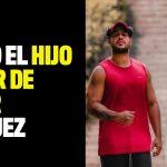 Murió el hijo menor de Javier Vásquez