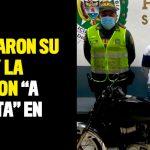 Le robaron su moto y la pusieron «a la venta» en redes